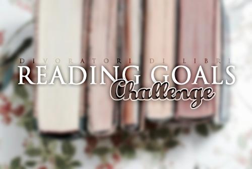 Goal Reading Challenge