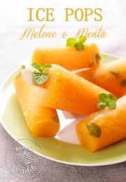 Ice Pops Melone e menta