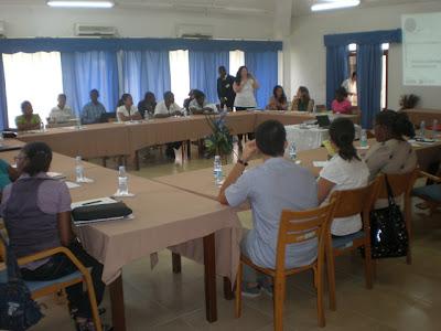 Rede Nacional de Educação para Todos – O Arranque em São Tomé e Príncipe