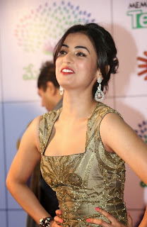 Actress Sonal Chauhan Latest Pictures at Memu Saitam Dinner with Stars Red Carpet 23