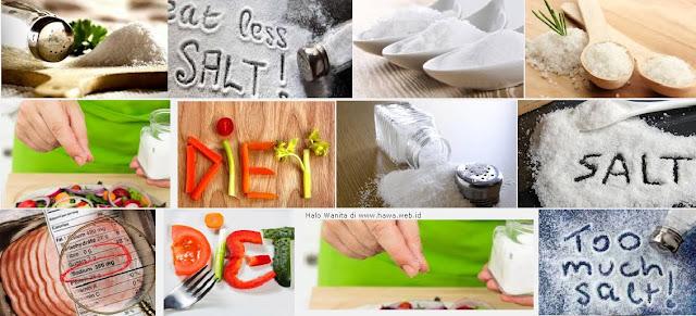 4 Cara Aman dan Enak pada Diet Rendah Garam