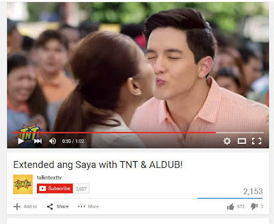 AlDub first kiss
