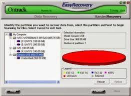 Ontrack EasyRecovery Enterprise 11.1.0.0 (x86x64) Full İndir