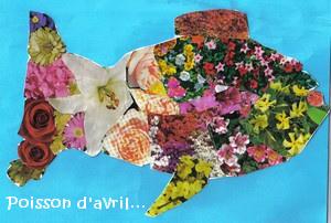 fleuriste isabelle feuvrier poisson d 39 avril. Black Bedroom Furniture Sets. Home Design Ideas