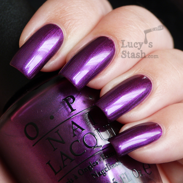 Lucy's Stash - OPI Germany Suzi & The 7 Düsseldorfs