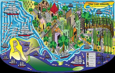 Portfolio: Fantastic Map