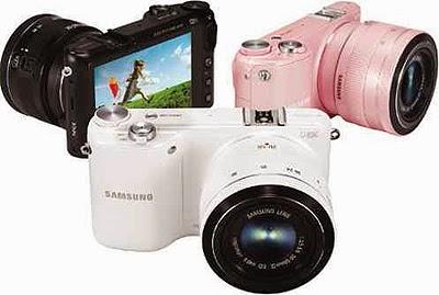 Samsung Smart Camera Nx2000 Skrin Besar