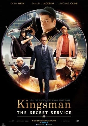 Trailer Kingsman: The Secret Service Bioskop 2015
