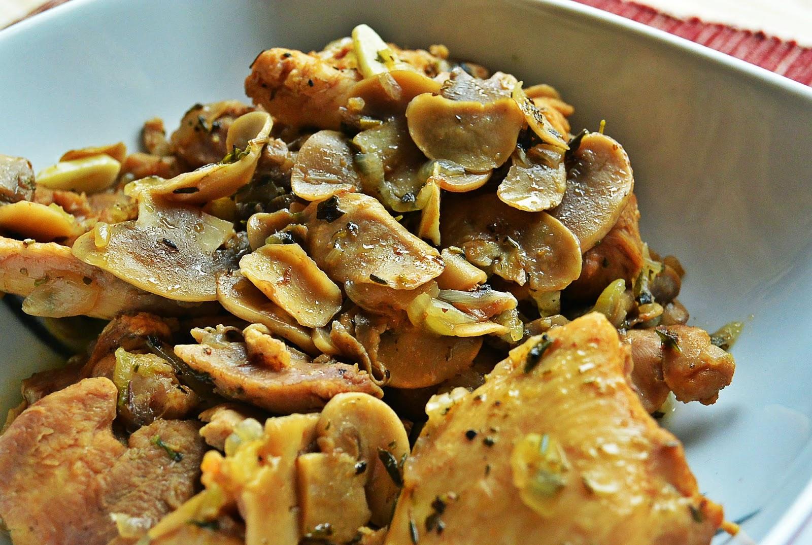 Potrawka z kurczaka