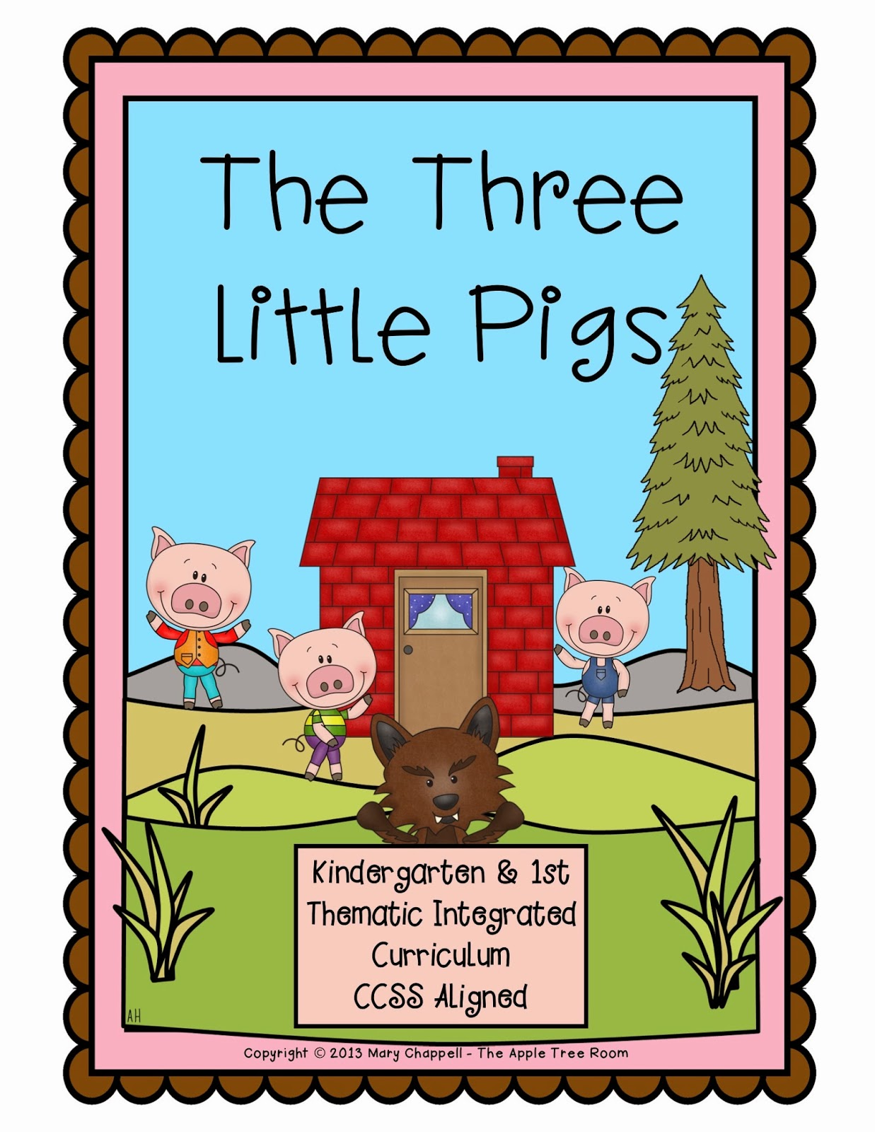 three little pigs inc essay Tell it to the judge: persuasive essay including versions of cinderella, the three bears, the three pigs, and little red riding hood.