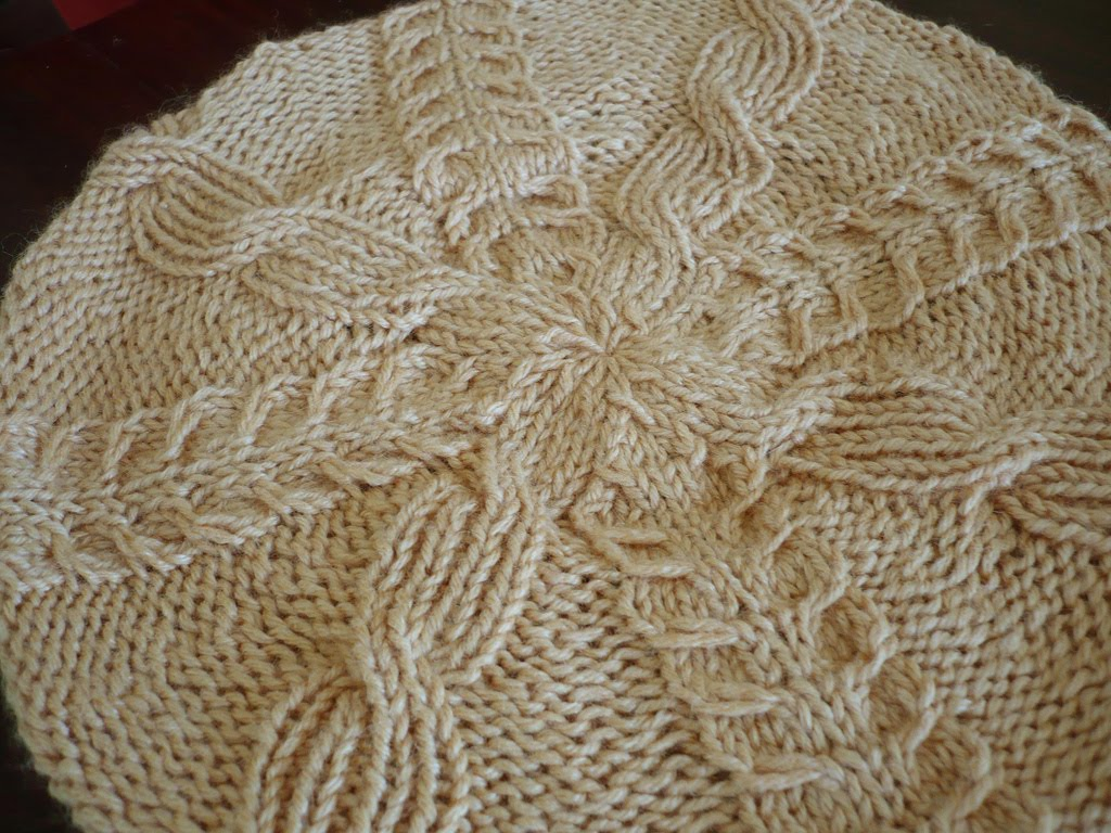 Knitting Pictures Stitches : Hat knitting pattern gallery