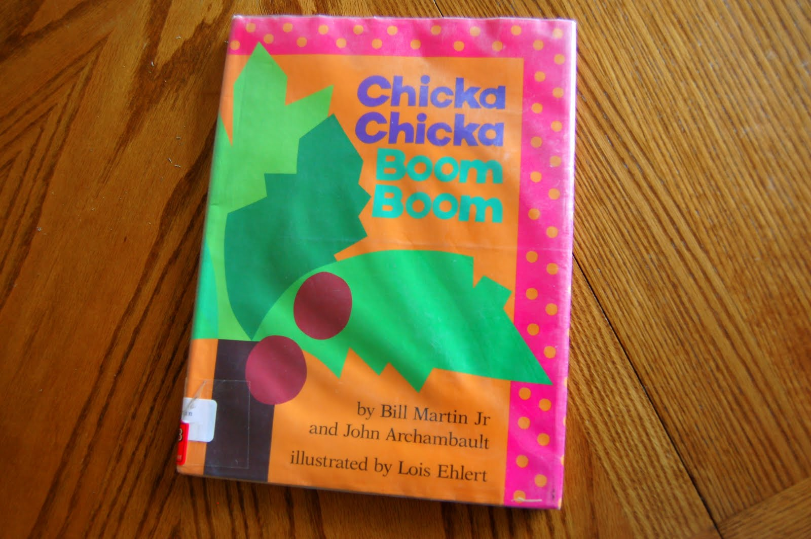 Storytime Tuesday (Chicka Chicka Boom Boom) & the Ultimate ... - photo#25