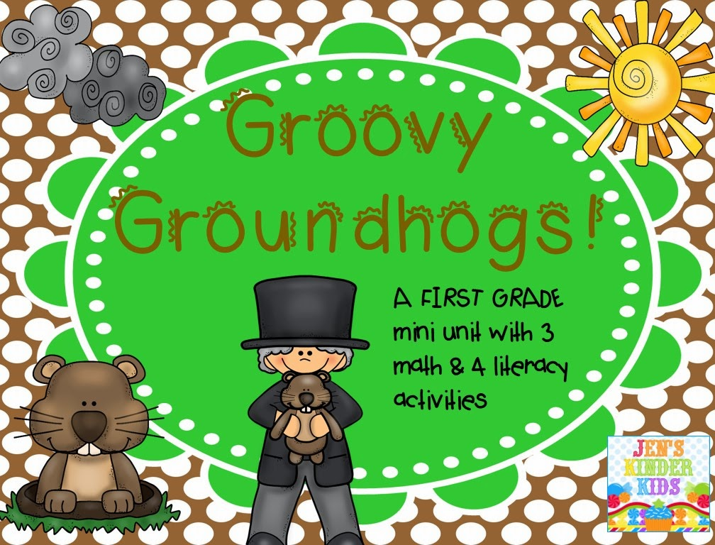 http://www.teacherspayteachers.com/Product/Groovy-Groundhogs-math-lit-mini-unit-1045172