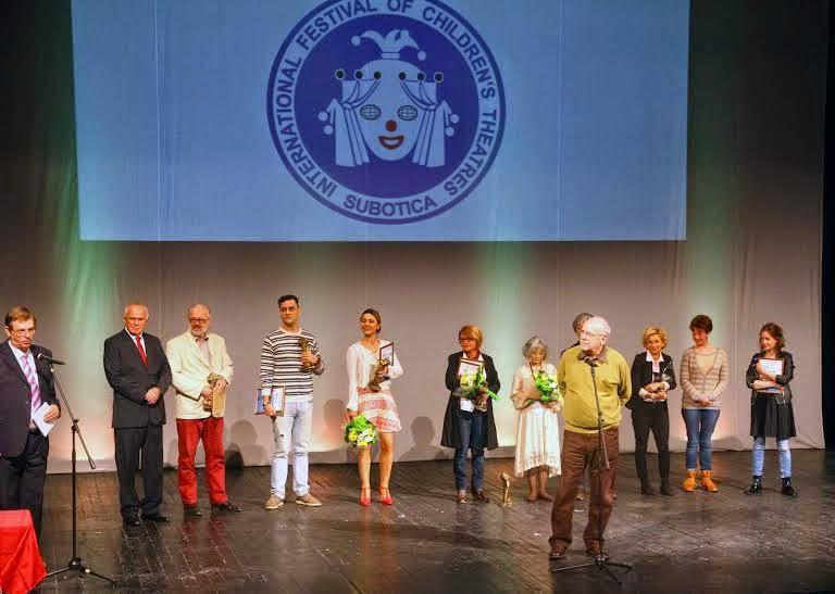 Dodeljene nagrade na 21. Međunarodnom festivalu pozorišta za decu u Subotici