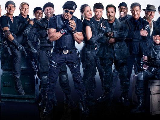 Se confirma una cuarta entrega de 'Los mercenarios'