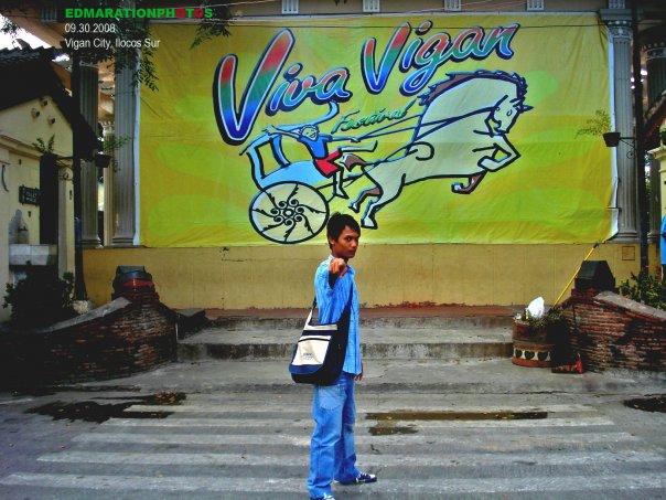 Vigan City | Viva Vigan Binatbatan Festival 2011
