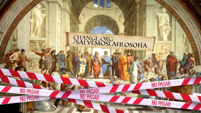 Salvemos la filosofía