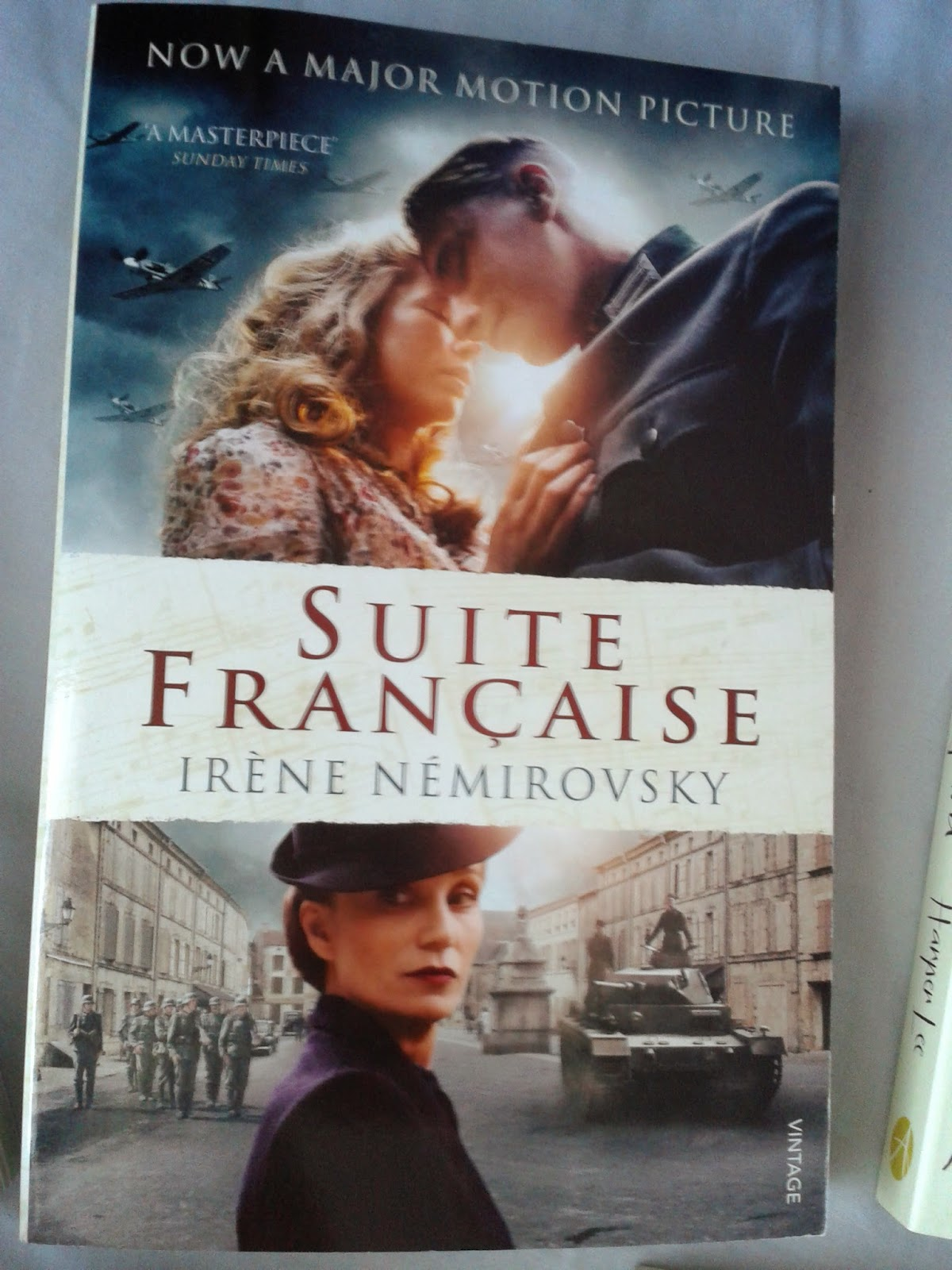Suite Francaise front cover
