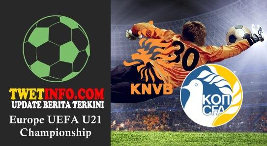 Prediksi Netherlands U21 vs Cyprus U21, UEFA U21 04-09-2015
