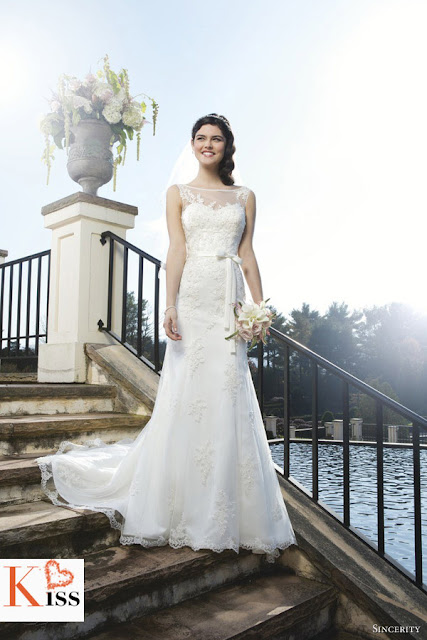 Sincerity 2014 Wedding Dress
