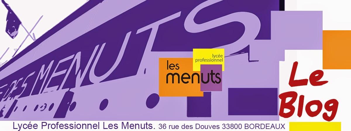 Lycée Professionnel LES MENUTS. Bordeaux