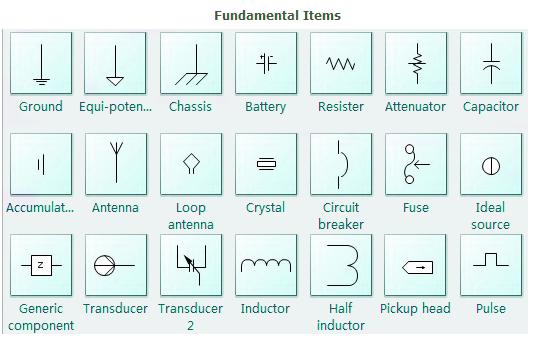 Basic Electrical Symbols Electrical Engineering Blog