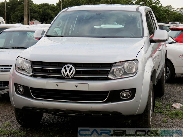 VW Amarok 2014 - Cabine Dupla Dupla Diesel Automática