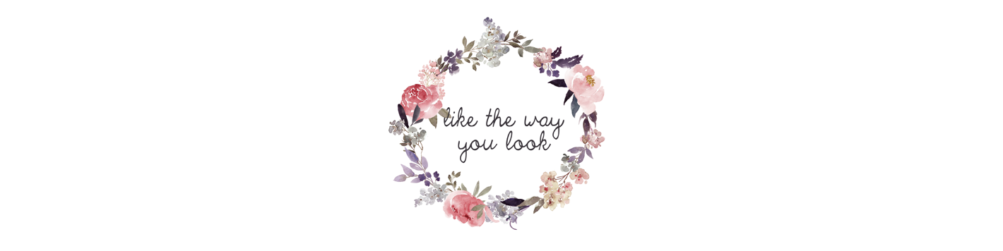 Like The Way You Look