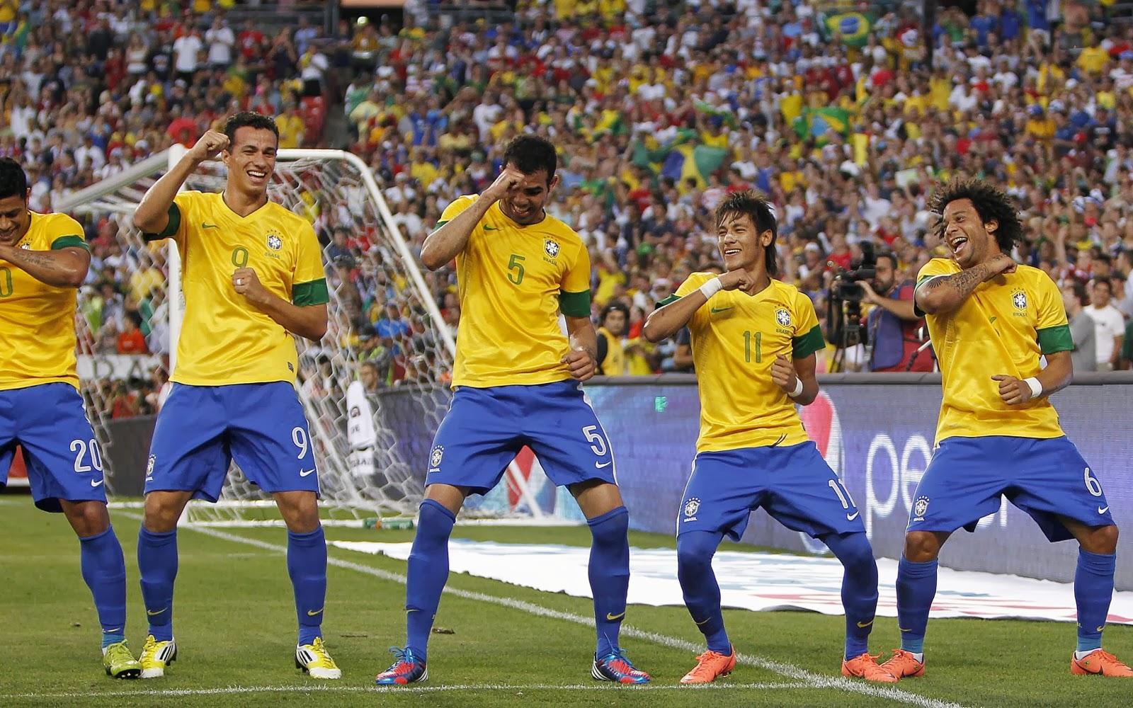 ... : ROAD TO BRAZIL 2014 - #BRAZIL (HOST NATION) - #Brazil2014 #WorldCup