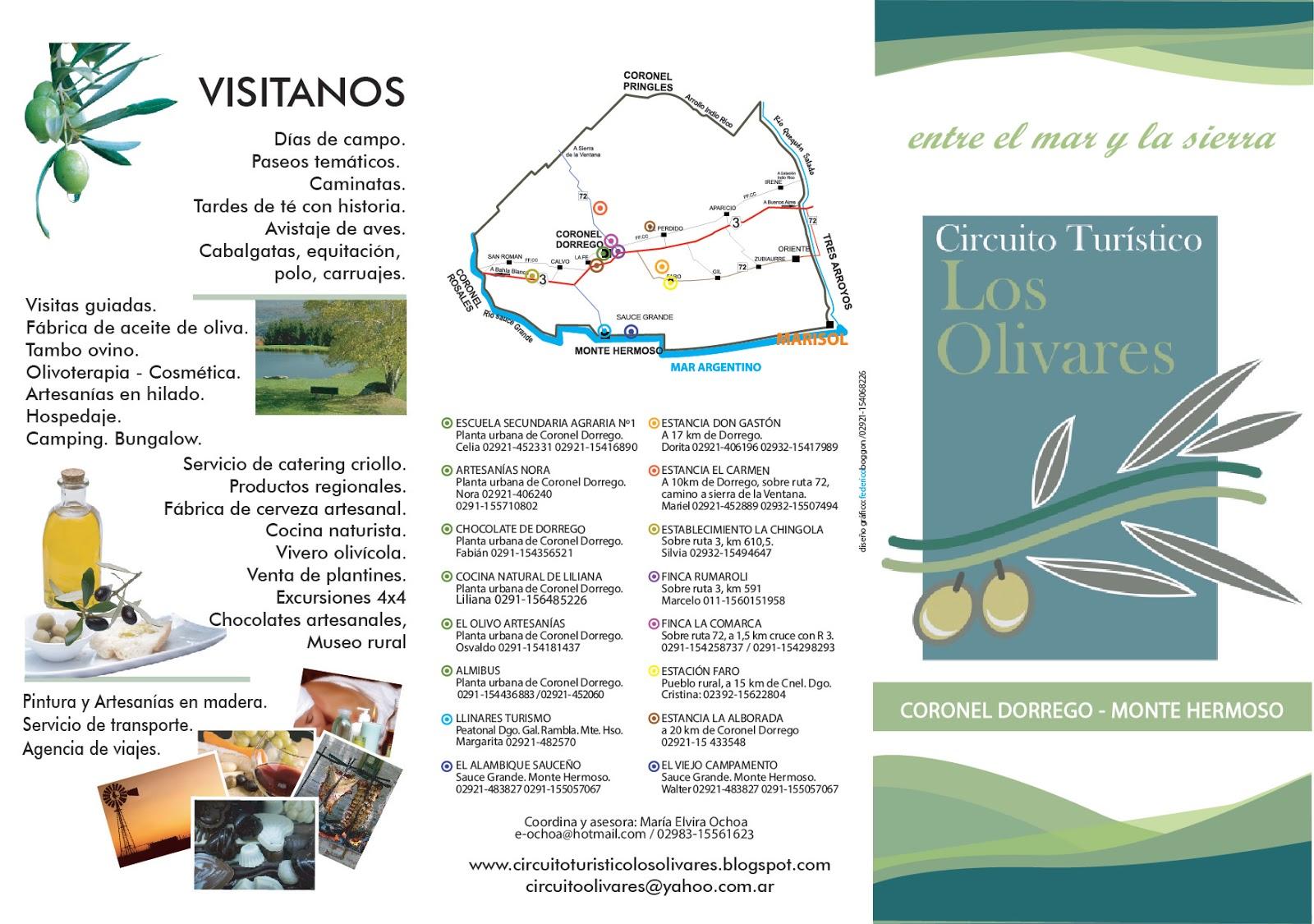 Circuito Turistico : Ruta en la patagonia argentina turismo circuito turistico
