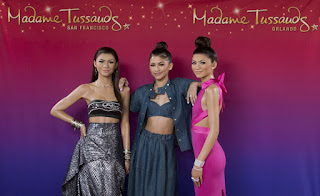 Zendaya Coleman at Madame Tussauds Wax Figures Unveiling in San Francisco 9.jpg