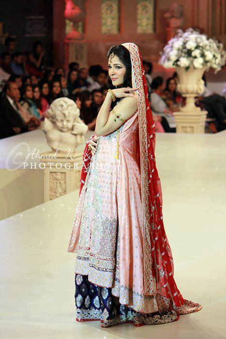 Pakistani Bridal Makeup 2013 Image