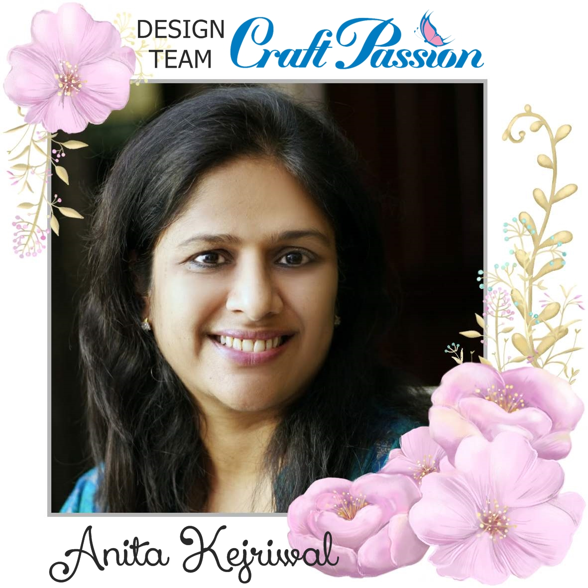 I am DT at Craft Passion