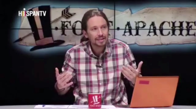 La Policía Nacional investiga si Pablo Iglesias cobró dinero de Irán para financiar a Podemos