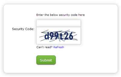 Captcha Security Code plugins for wordpress