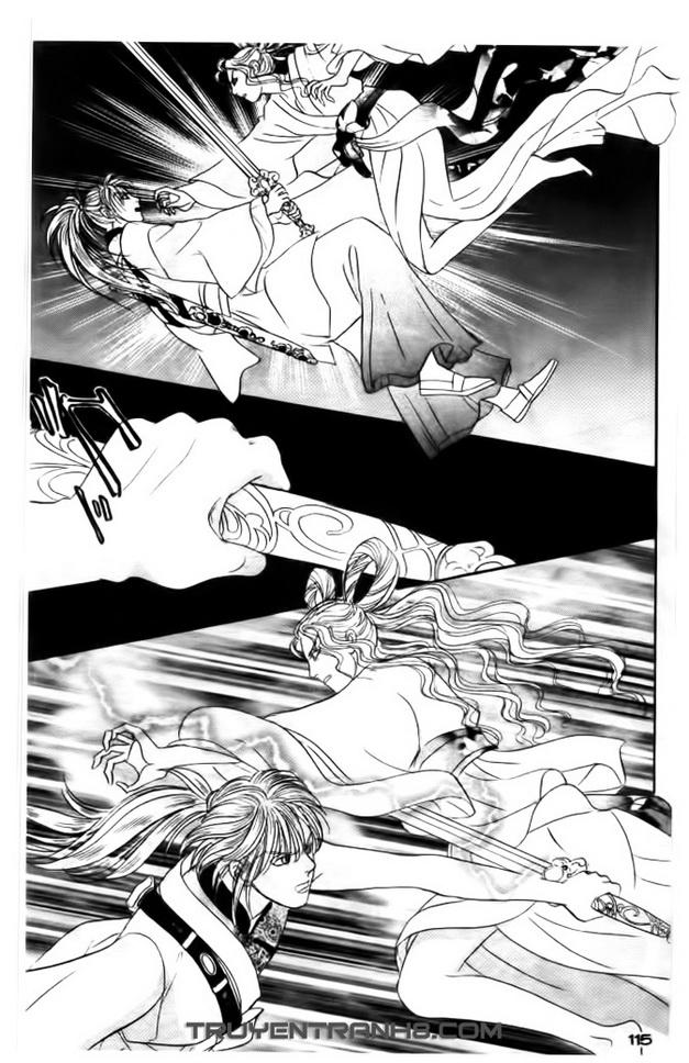 Đôi Cánh ỷ Thiên - Iten No Tsubasa chap 16 - Trang 16