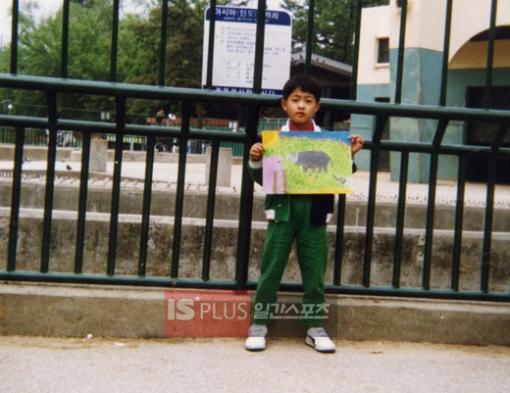 طفولة هيون جونغ