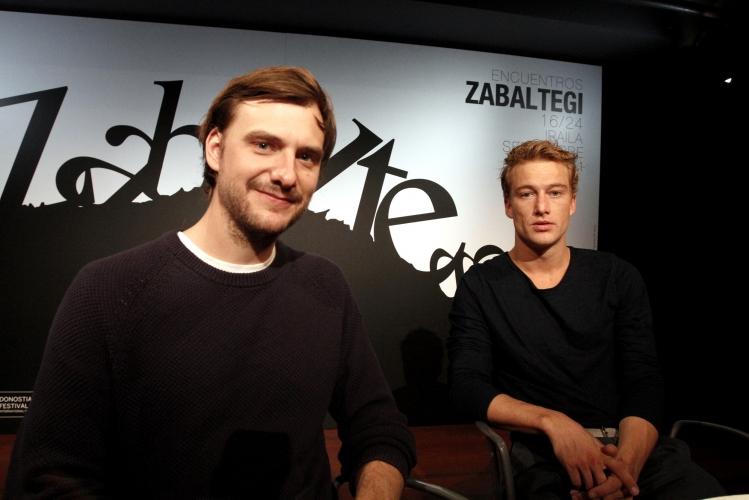 Jan zabeil y alexander fehling