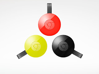 Google brings Chromecast 2