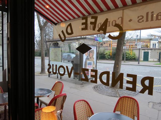 Cafe du rendevous