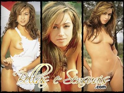 Luciana Picorelli - Revista Sexy - Dezembro 2002