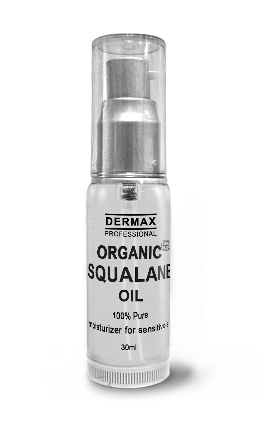Squalane for skin