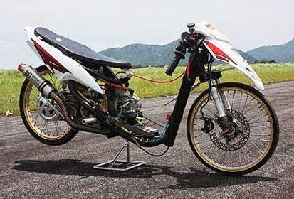 Rincian Harga Spare Parts Motor Drag Terbaru 2015