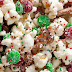 Funfetti Christmas Popcorn Recipe