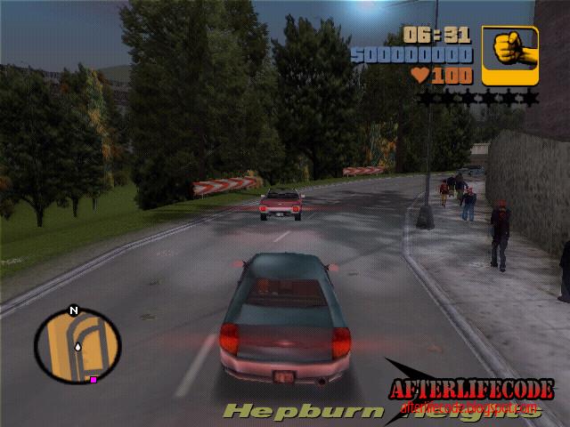 GTA 3 [RIP] 134Mb | Game PC ~ Game-HarvestBlog