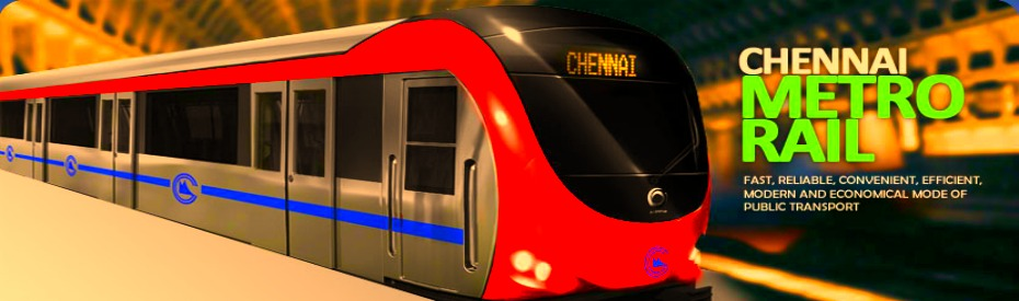 Chennai Metro Rail Stations,Recruitment,Timings,Fare Chart,Map