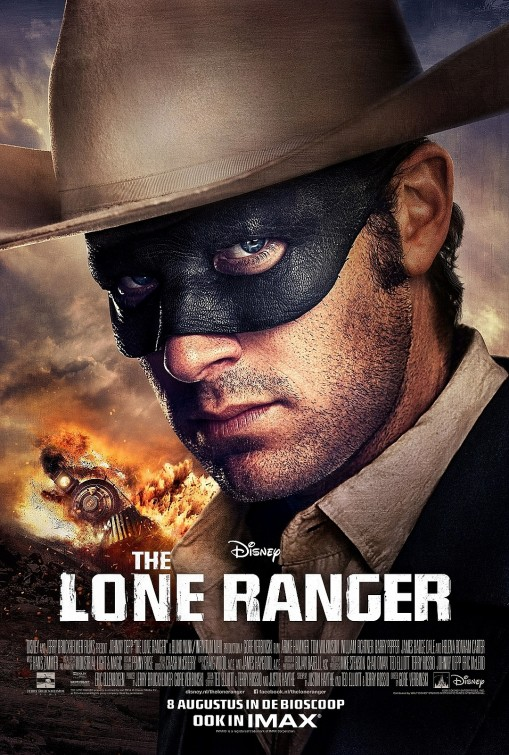 lone ranger teaser trailer