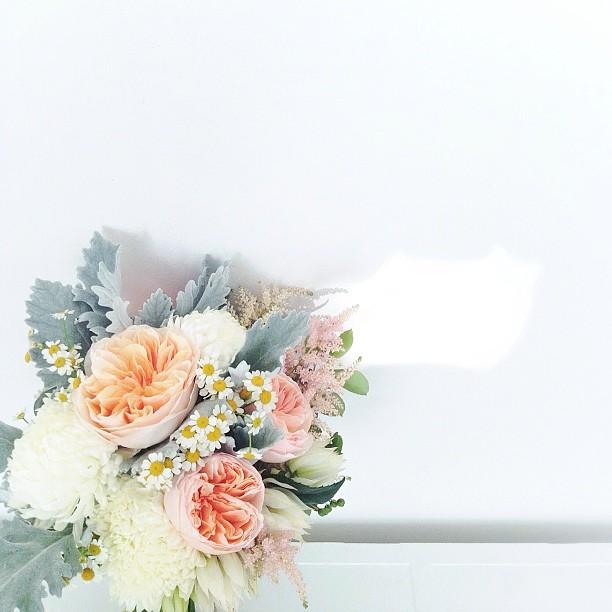 munsterrose instagram bouquet photo