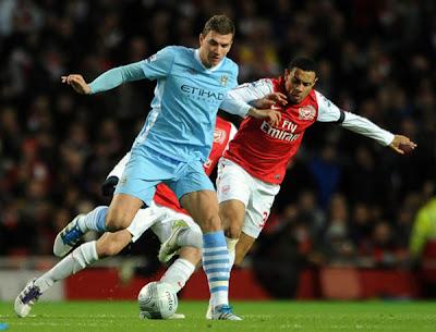 Arsenal 0 - 1 Manchester City (3)