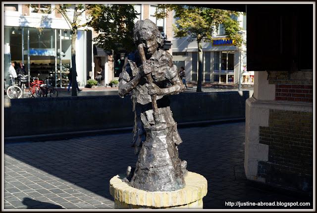 Leeuwarden, Friesland, Waag